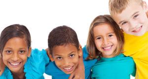 Help us celebrate Children's Dental Health Month!