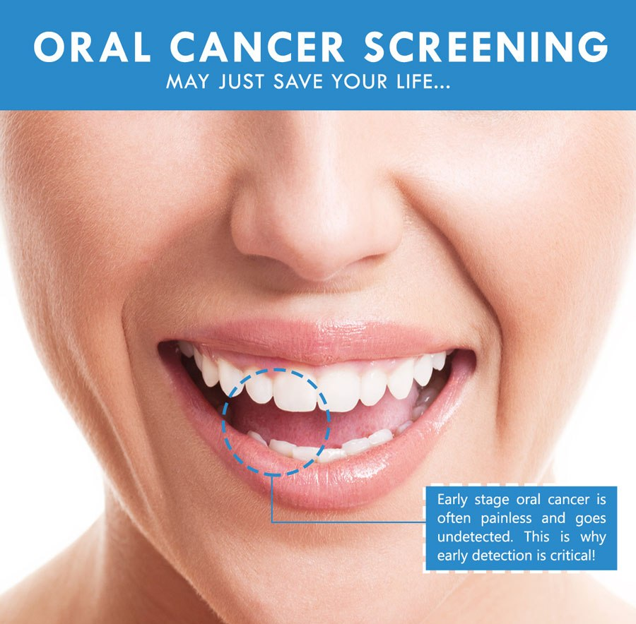More About Oral and Oropharyngeal (Throat) Cancer - Bowie ...Early Oral Cancer Lesions
