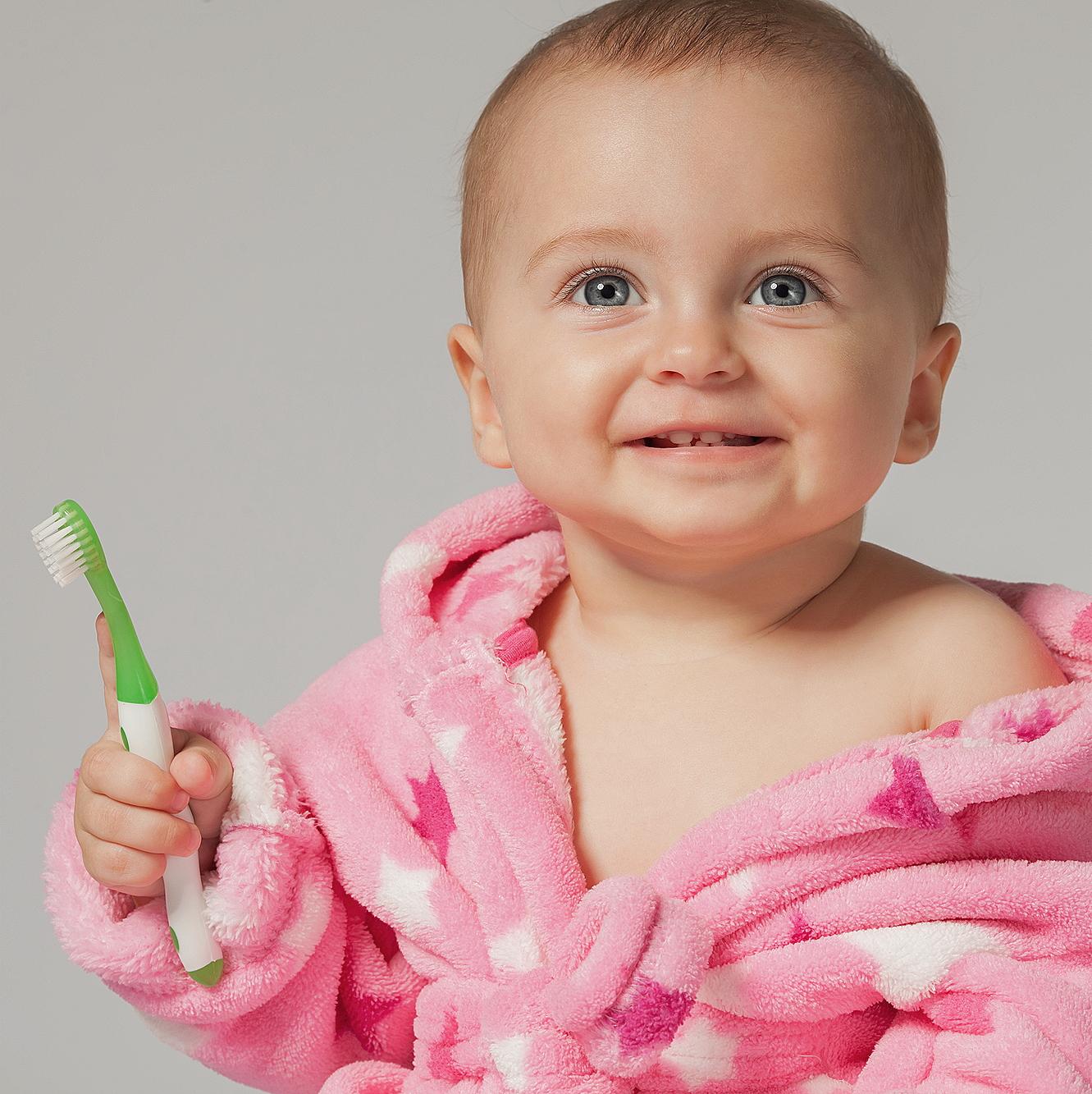 Baby Teeth Need Love Too!